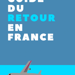 Guide du retour en France couverture